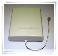 Outdoor wifi 2.4ghz patch panel antenna 14dbi n female