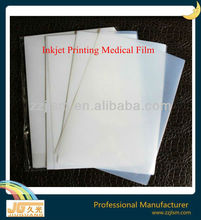 Inkjet Printing X Ray Film for Image Output
