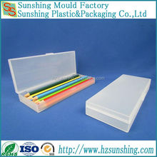 Cheap price and most popular eco-friendly Pen pp stationery case