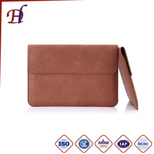 Newest Genuine Leather 13.3-Inch Sleeve Bag Leather Protective Laptop Notebook Case Cover for Apple MacBook Air 13.3