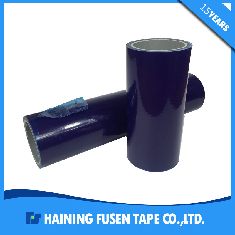 Asia blue film tape for stainless steel 300 protection