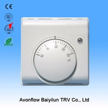 Non programmable digital wireless room thermostat avonflow