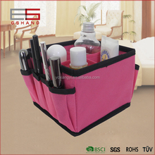 Best selling products 4 dividers cosmetic small storage with lock