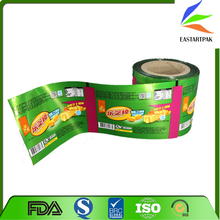 Opaque Multiple Extrusion soft metalized food packaging commercial plastic wrap /food grade plastic wrap