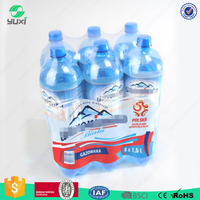 Clear PE Bottle Packaging Shrink Wrap Film