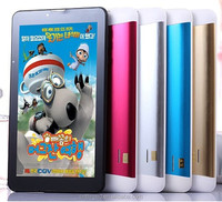 hot selling china 7inch 3g tablet sim card slot phone calling mtk6572 dual core bluetooth gps android4.2 pc tablet