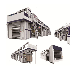 Automatic Corrugated Cardboard Production Line