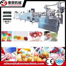 Best Selling lollipop Candy Forming machine