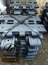 Crawler Crane Track Shoe KH70 KH100 KH150 KH180 Undercarriage Parts