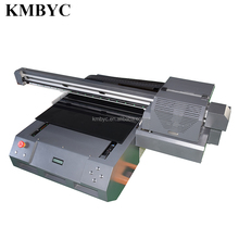 KMBYC brand new model double head BYC168-6B 60 cm candle logo printer digital uv versatile printing machine