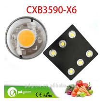 Top Rated CXB3590 LED Grow Light with Remote/Switch ETL Listed COB Grow Light LED