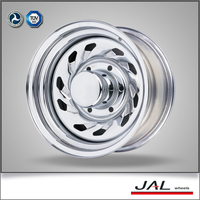 Different Size 4x4 Steel Wheel Rim with High Quality Standard