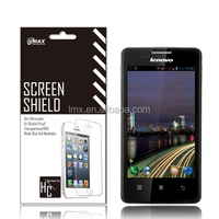 Ultra thin screen protectors for lenovo k900 high clear/matte/privacy/tempered glass