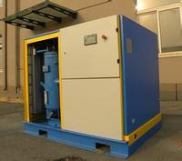 High performance stationary type oil free portable movable air compressor