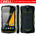 JESY J9S 5.5 Inch FHD Octa Core 4GB RAM 64GB ROM IP68 Waterproof Rugged Android Phone with NFC