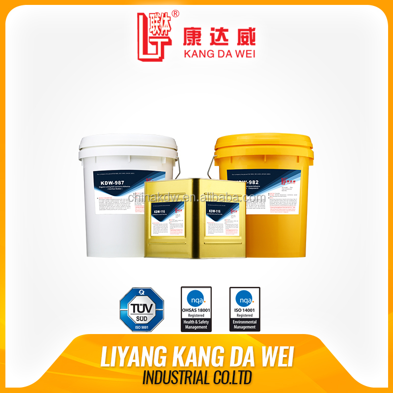 sealing compound for chimney anti-corrosion With good thixotropy