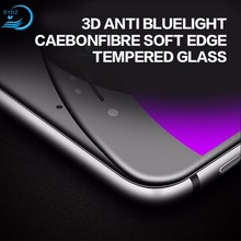 Durable 3D Anti Blue Light 9H For Apple For Iphone 6S Plus Screen Protector