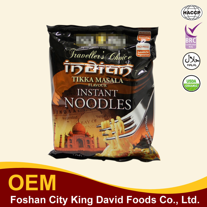 China Manufacturer Wholesales Tasty Ready To Eat Noodles