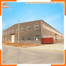 cheap steel structure european standard warehouse with roof panels water proof