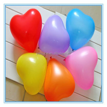 heart shaped latex balloons/non latex balloons/different shapes latex balloons