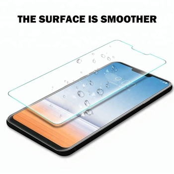 for LG G7 ThinQ Screen Protector, 9H Ultra Clear Tempered Glass for LG G7 Screen Protector