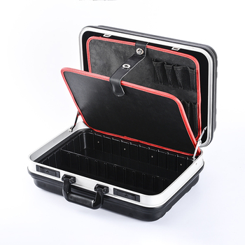 Hot selling portable ABS hard flight plastic tool case