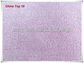 China Polyester velvet fabric Suppliers Cheapest Cotton Velvet glue printing short pile velvet