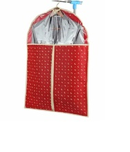 image non woven short suit cover with length handle