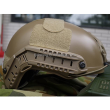 Mlitary Police fast helmet with communication system