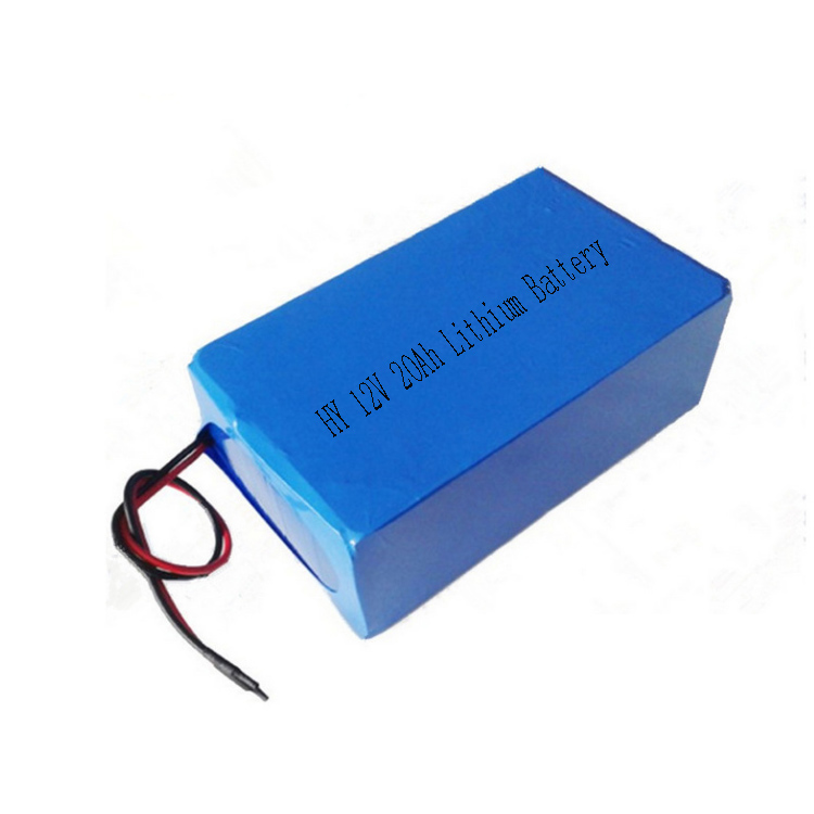 Rechargeable 18650 12V 20Ah Flat Lithium Li Ion Solar Battery,12V 20000Mah Lithium-Ion Li-Ion Pack