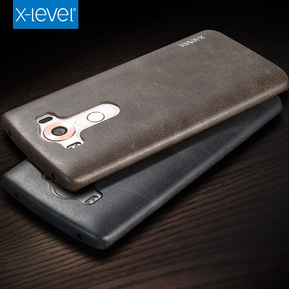 2016 online shopping leather cell phone covers cases for LG K10