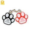 2016 newest pet dog tag stainless steel in lower facotry price