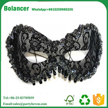 sexy black lace wholesale masquerade eye masks