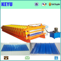 double layer metal plate equipment