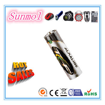 1.5v lr6 aa alkaline battery