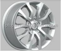 19x8 inch alloy rim for German replica aluminium wheel with pcd 5x120mm