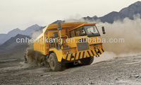 high quality china cheap crazy 60 TON 4 *2 heavy duty off road mining dumper truck