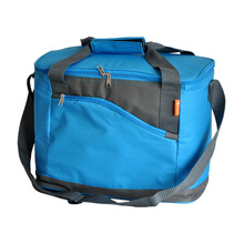 Zip Pouch 600D/PVC Beer Bag With Cooler