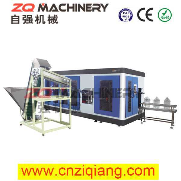 Fully Automatic Bottle Blowing Machine pet 10 ml bottles with child proof and tamper evident cap