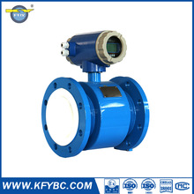 chinese manufacturer batch control magnetic inductive flow meter for coal slurry