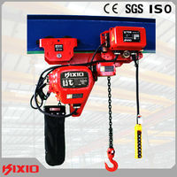 Light Duty Lifting Construction Hoist Labor-saving Electric Hoist