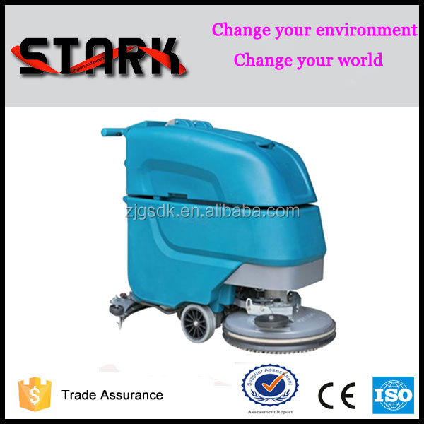 680BT electric fuel and cleaning use hard floor tile scrubber cleaning mop machine