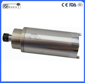 High Quality 220v/380v 5.5kw Spindle Motor/Water Cooling Spindle For CNC Router