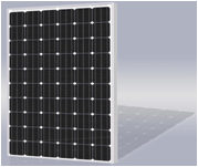 Factory price 2kw 3kw 5kw CE ROHS ISO solar panels 5k system for residential use