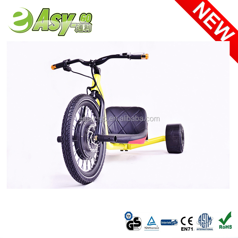 Easy-go hot selling 500w/800w/1000w 48V 50cc trike with CE certificate hot on sale