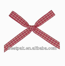 decoratie mini plaid strik