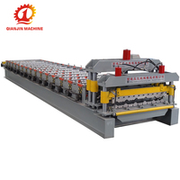 Aluminum Glazed Tile Roofing Machine Glazed