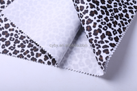high quality digital printed fabric composite fabric PE coating fabric