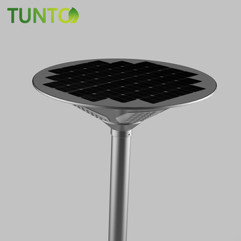 IP65 Imported High Efficiency 18V 30W All In One Led Integrated Solar Street Lights With Solar Mono Panel