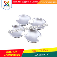 SET ABS CHROME DOOR HANDLE BOWL INSERTS COVER FOR ALTIMA 2008-2011 2008 2011